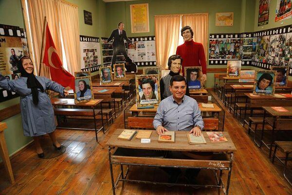 'Hababam Sınıfı' anıları bu müzede canlanıyor - Sputnik Türkiye