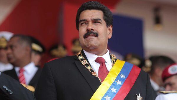 Maduro - Sputnik Türkiye