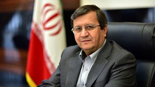 İran Merkez Bankası Başkanı Abdunnasır Himmeti - Sputnik Türkiye