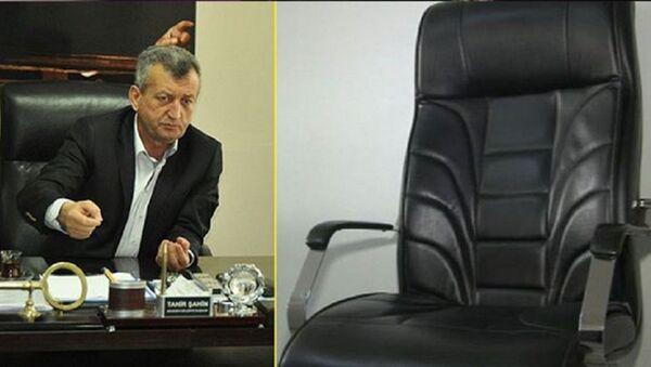 Menemen Belediyesi Başkanı CHP'li Tahir Şahin - Sputnik Türkiye