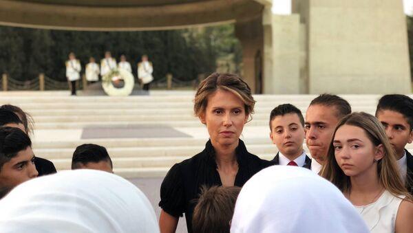 Suriye'nin First Lady'si Esma Esad - Sputnik Türkiye