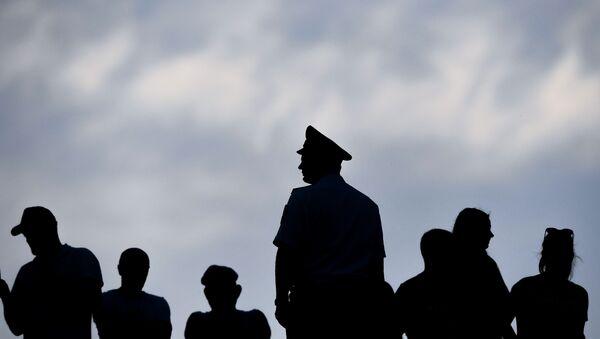 İsveç polisi - Sputnik Türkiye