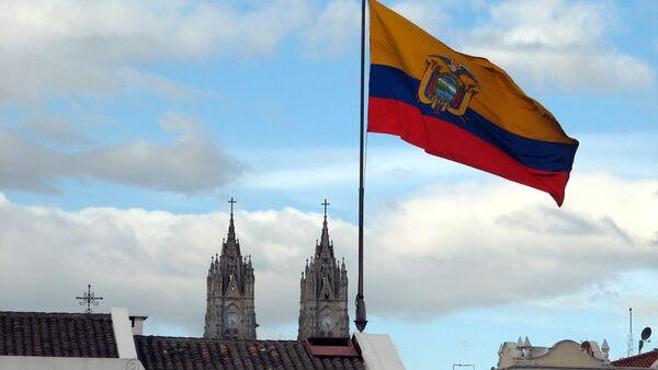 Flag of Ecuador - Sputnik Türkiye