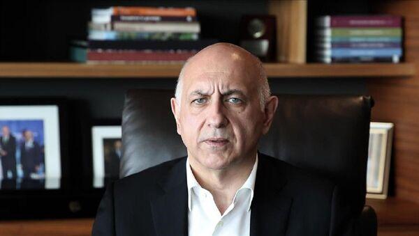 Ali Kibar - Sputnik Türkiye