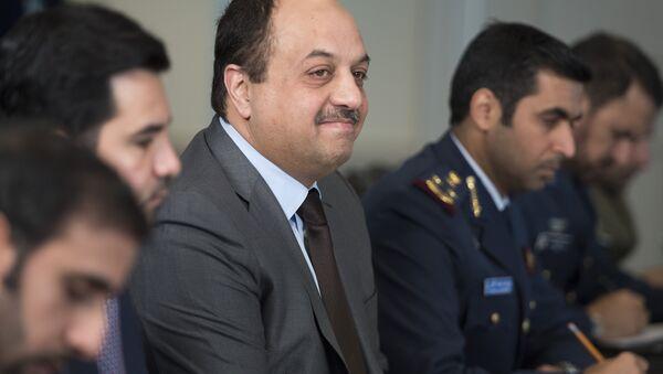 Katar Savunma Bakanı Halid bin Muhammed el-Atiyye - Sputnik Türkiye