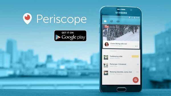 Periscope - Sputnik Türkiye