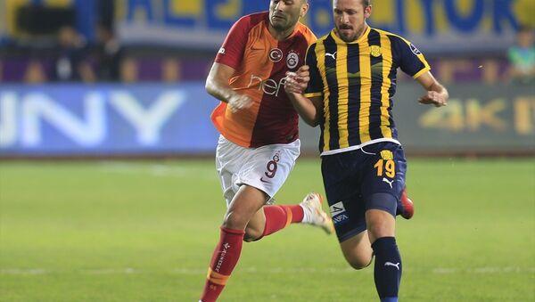 Son şampiyon Galatasaray, lige galibiyetle başladı - Sputnik Türkiye