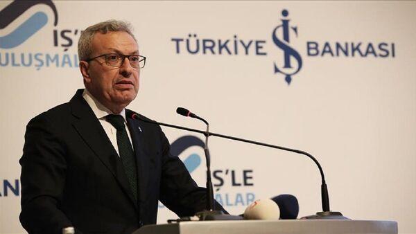 Adnan Bali, İş Bankası Genel Müdürü - Sputnik Türkiye