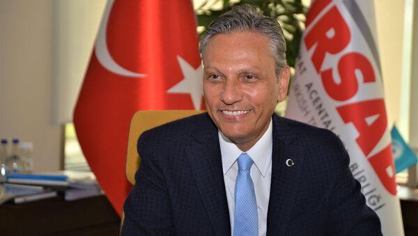 Firuz Bağlıkaya - Sputnik Türkiye