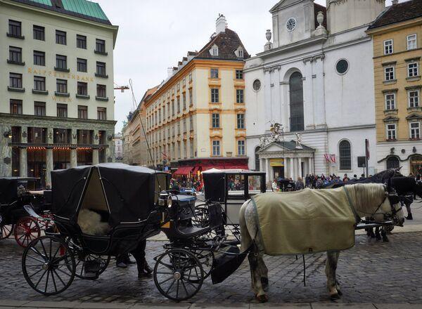 Avusturya'nın başkenti Viyana, İngiliz Economist dergisinin araştırma birimi Economist Intelligence Unit'in yayımladığı dünyanın en yaşanılabilir şehirleri listesinde birinci sırada yer aldı. - Sputnik Türkiye