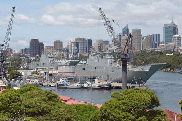 1.28 milyon nüfusuyla Avustralya'nın en kalabalık beşinci şehri Adelaide 10. sırada yer aldı. - Sputnik Türkiye