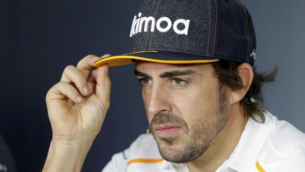 Fernando Alonso - Sputnik Türkiye