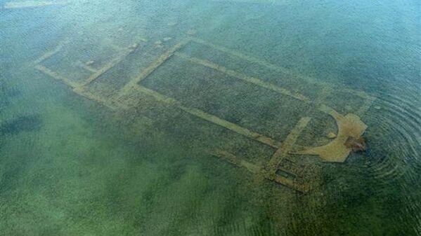 İznik'teki bazilika su altı arkeoloji müzesi olacak - Sputnik Türkiye