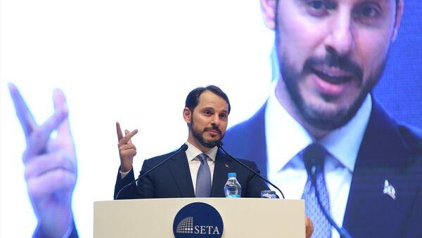 Berat Albayrak - Sputnik Türkiye