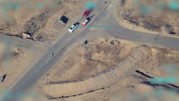 TSK ve MİT'in ortak Şengal operasyonunun görüntüleri ortaya çıktı - Sputnik Türkiye