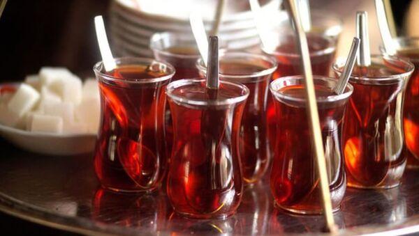 Çay - Sputnik Türkiye