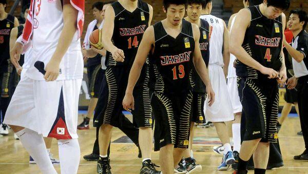 Japonya erkek basketbol takımı - Sputnik Türkiye