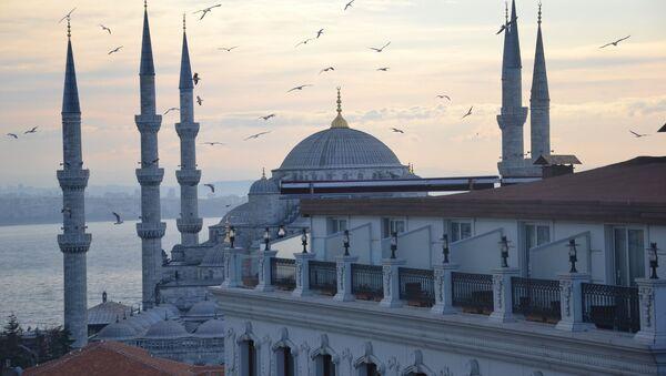 Dünyanın en güzel camileri - Sputnik Türkiye