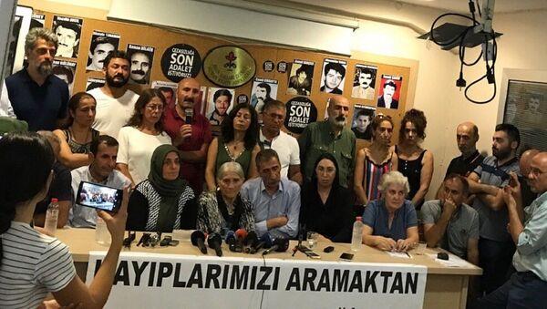 Cumartesi Anneleri - Sputnik Türkiye