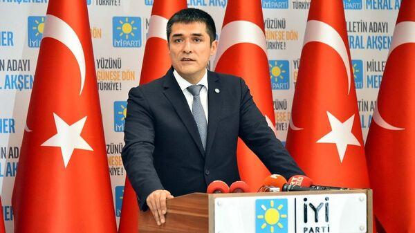 Buğra Kavuncu - Sputnik Türkiye