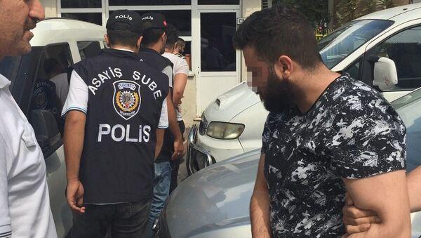 İstanbul'da 100 bin dolarlık fidye operasyonu - Sputnik Türkiye