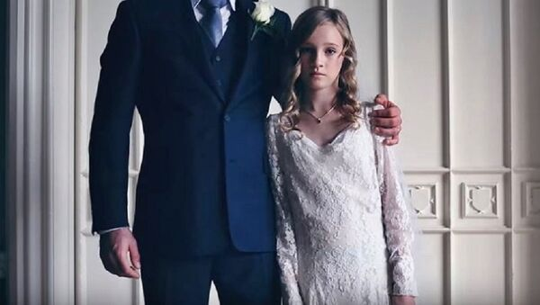 çocuk evliliği, çocuk gelin - Sputnik Türkiye