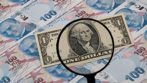 Dolar, Türk Lirası - Sputnik Türkiye