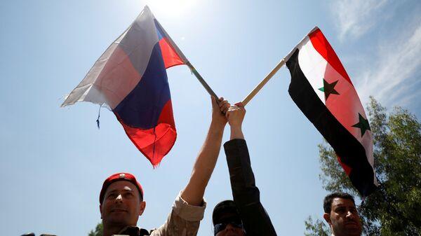 Rusya- Suriye - Sputnik Türkiye
