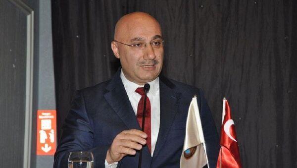 Halkbank Genel Müdürü Osman Arslan - Sputnik Türkiye