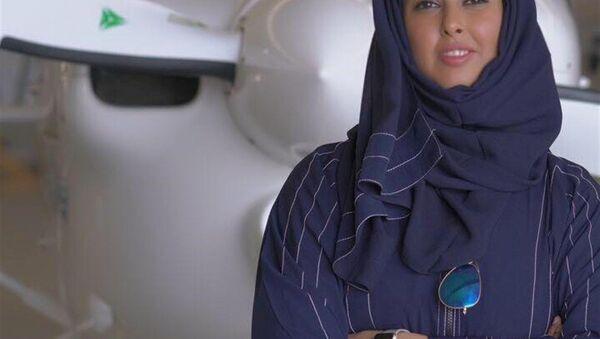 Suudi kadın pilot: Krallık'ta çalışmak istiyorum - Sputnik Türkiye