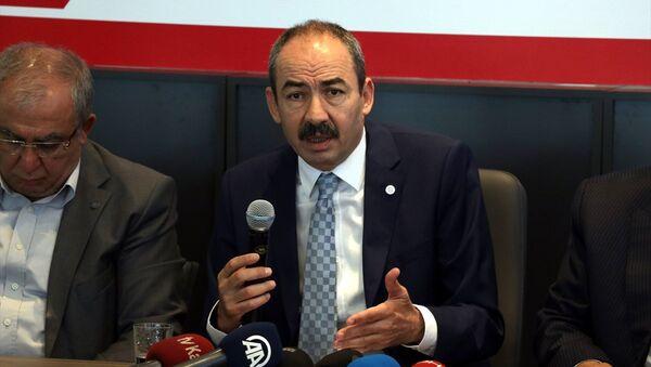 Kayseri Ticaret Odası - Ömer Gülsoy - Sputnik Türkiye