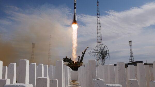 Soyuz MS-09 - Sputnik Türkiye