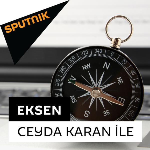 04092018 - Eksen - Sputnik Türkiye