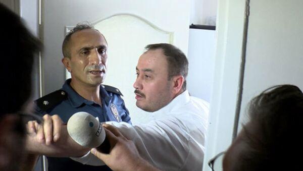 'Hacamatçı', kaportacı çıktı - Sputnik Türkiye