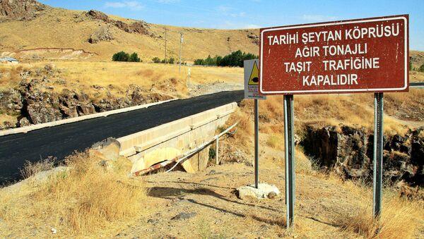Van, Şeytan Köprüsü - Sputnik Türkiye