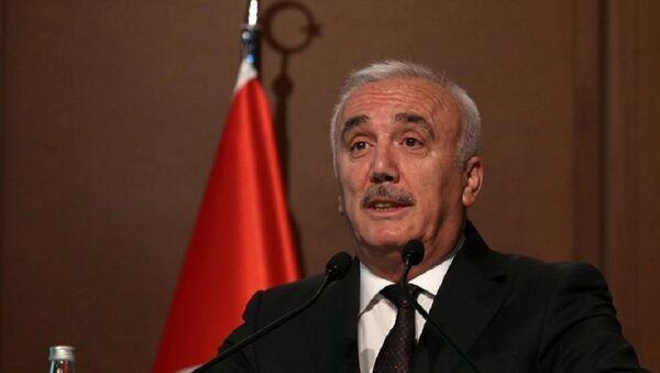 Türkiye Bankalar Birliği Başkanı Hüseyin Aydın - Sputnik Türkiye