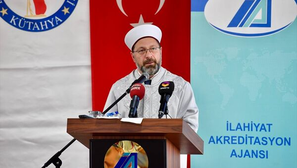 Diyanet İşleri Başkanı Ali Erbaş - Sputnik Türkiye
