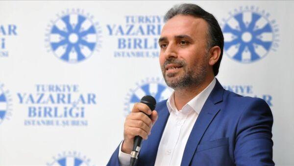 TYB İstanbul Başkanı Mahmut Bıyıklı - Sputnik Türkiye