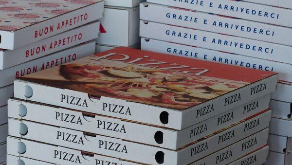 Pizza boxes - Sputnik Türkiye
