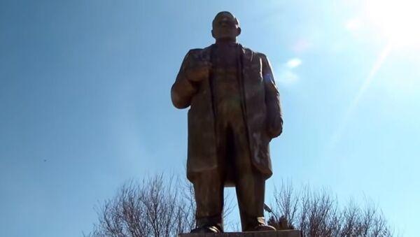 Lenin heykeli - Sputnik Türkiye