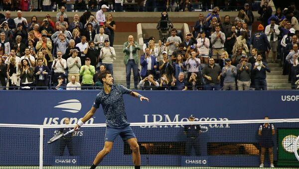 ABD Açık'ta Novak Djokovic şampiyon - Sputnik Türkiye