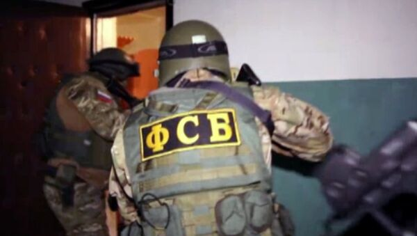 FSB, Ukrayna güvenlik servisi adına çalışan IŞİD üyesini yakaladı - Sputnik Türkiye