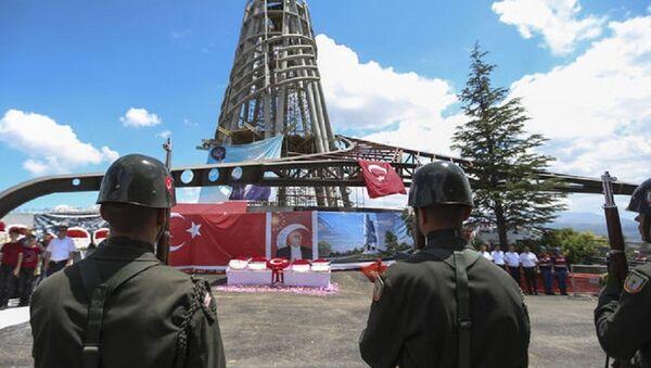 Demirel, anıt mezar - Sputnik Türkiye