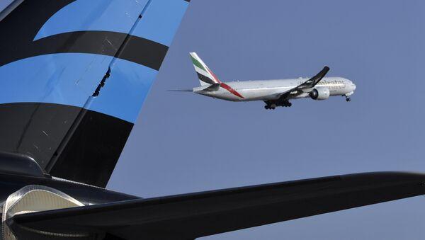 Boeing yolcu uçağı - Sputnik Türkiye