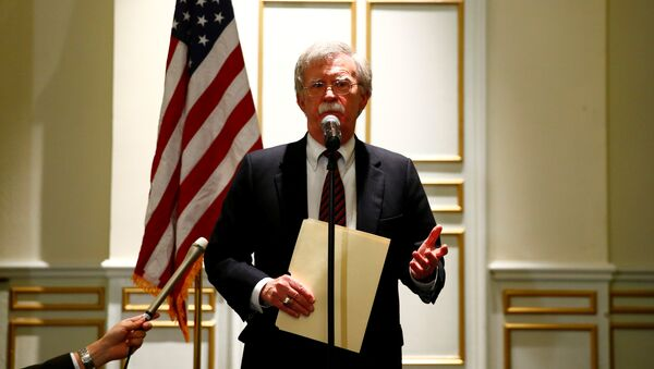 ABD Ulusal Güvenlik Danışmanı John Bolton - Sputnik Türkiye