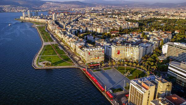 İzmir - Sputnik Türkiye