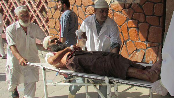 Afganistan-İntihar saldırısı - Sputnik Türkiye