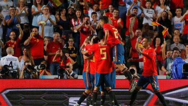 İspanya futbol milli takımı - Sputnik Türkiye