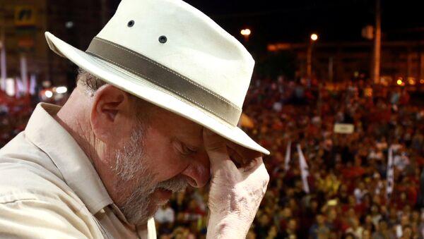 Eski Brezilya Devlet Başkanı Luiz Inacio Lula da Silva  - Sputnik Türkiye