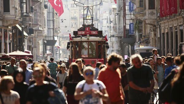 Türkiye, turistler için en popüler ülkeler listesinde - Sputnik Türkiye